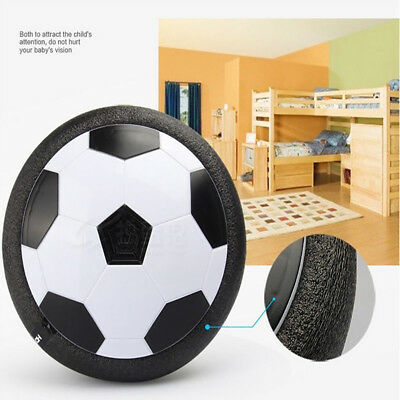 LED Hover Ball Suspend Football Gift Indoor Soccer Soft Foam Floating Ball  Well