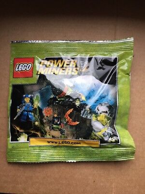 Lego Power Miners - 4559387 - Rock Monster Polybag