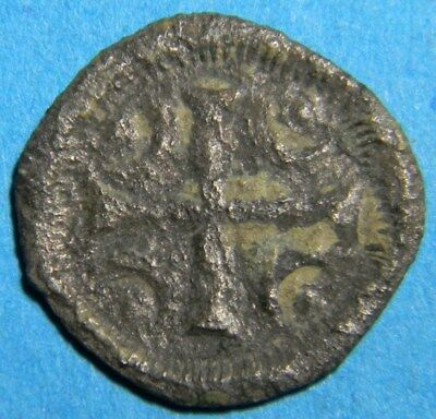 1131 - 41  Medieval Hungary obol coin  Bela ll   (01504)