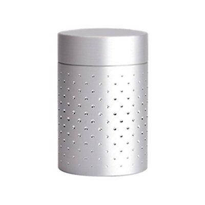 Flyon Airtight Smell Proof Portable Aluminum Herb Storage Container