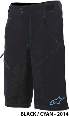 AlpineStars Outrider Water Resistant Shorts Mountain Bike