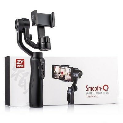 Zhiyun Smooth-Q 3-Axis Handheld Gimbal Stabilisator für Smartphone /  iPhone etc