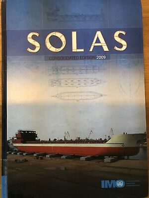SOLAS Consolidated Edition 2009 - Safety of Life at Sea Convention