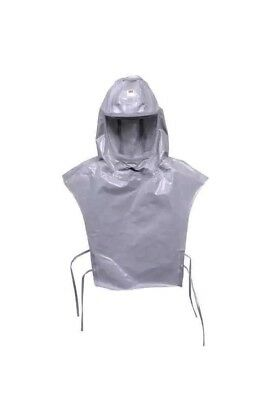 3M S-807-5 Versaflo(Tm) Replacement Hood, Gray, Price Is For ONE Hood