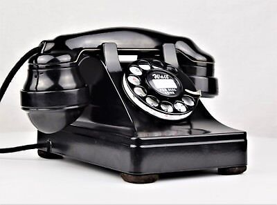 Fully Refurbished Western Electric 302 Rotary Dial Telephone W/ E1 Handset