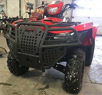 See Notes N128 Front Frame Protector Bumper Cover LTA450 500 700 750 King Quad
