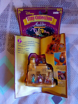 Aladdin Tiny Collection Agrabah Marketplace, MINT IN BOX