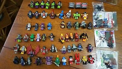 Transformers Kre-O Kreons Autobots & Decepticons 58 Assorted Figures