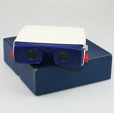 Stereo Graphic Slide Viewer 10x4cm Slides - Excellent Working Condition (QZ112)