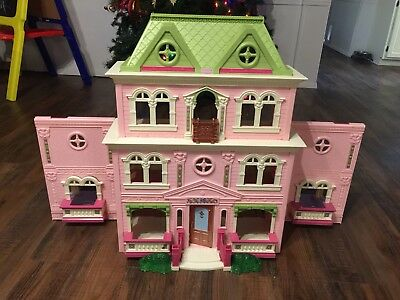 Fisher Price Loving Family Grand Mansion 2008