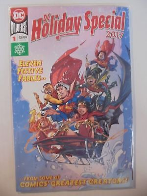 DC Universe Holiday Special 2017 #1 DC VF/NM Comics Book