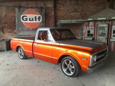 1969 Chevrolet C-10  1969 Chevrolet C10 Automatic Short Bed Air Ride