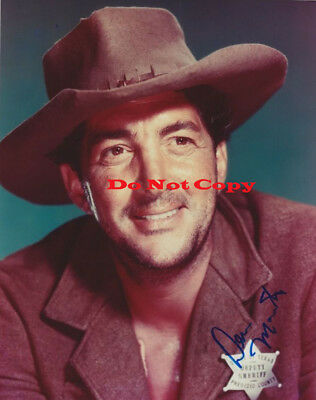 Dean Martin Signed 8x10 autographed RP