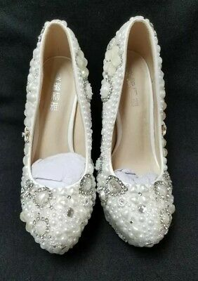 Handmade Japanese Women's Wedding Shoes