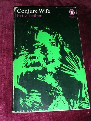 Conjure Wife Fritz Leiber Science Fiction Penguin 1969