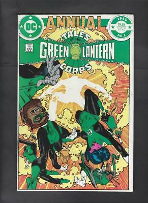 Tales of the Green Lantern Corps Annual 1 2 3 Lot High Grade Hi-Res Scans