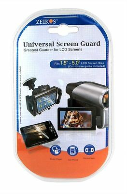 3 Clear Screen Protector for Sony DSLR-A850 DSLR-A900