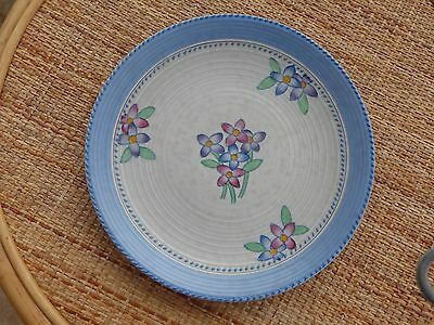 "Charlotte Rhead Crown Ducal 12"" charger pattern 4521"