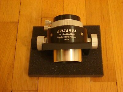 Antares Crayford Style Dual Speed Focuser (for Newtonian Telescopes)