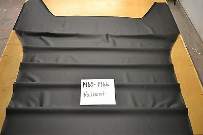 1963 63 1964 64 1965 65 1966 66 Plymouth Valiant Black Headliner Usa Made