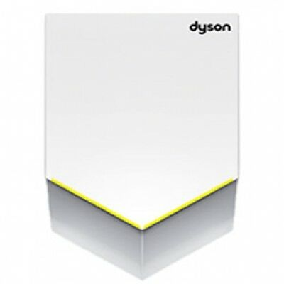 Dyson Airblade V Ab12 Hand Dryer from ABS Polycarbonate - 10 Second Dry - White