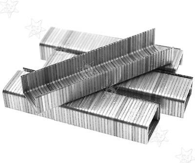 10000PCS Quality 10mm Width 8mm Depth Staples U Shape For Staple Gun