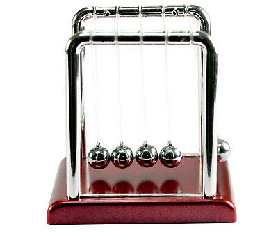 Classic Educational Science Newtons Cradle Balance Ball Desk Furnishing Z071 Au