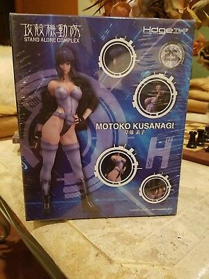 Hdge Technical Statue No.6 Ghost in the Shell S.A.C Motoko Kusanagi (PVC Figure)