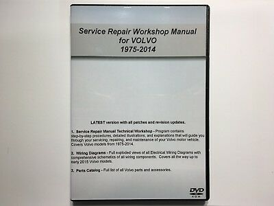 for volvo vida vadis service shop repair manual parts catalog rh picclick com workshop wiring diagram uk