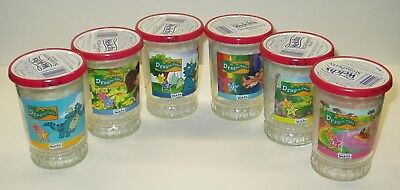 You Get To Choose 3 Welch's Jelly Jar Glasses from the list of those available