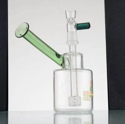 New Collections Hitman Small glass bong oil rig dab 6.7inch Water PIPE HOOKAH