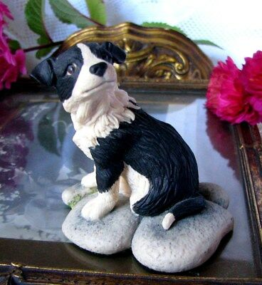 Border Fine Arts Scotland All Creatures Great and Small Border Collie Gyp JH15