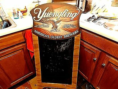 "Yuengling Brewery Since 1829.""usa Oldest Brewery""large Wooden Sign-Chalk Board"""