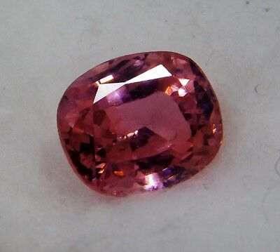 9.35 Ct. Natural Untreated Cushion Shape Loose Kunzite Gemstone. P9761