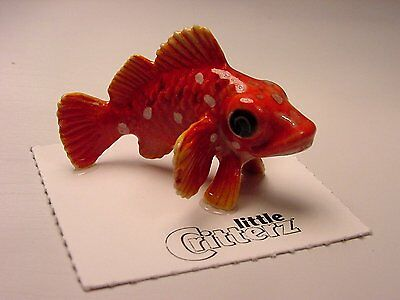 """Little Critterz - LC930 """"Rosy"""" Rockfish"""