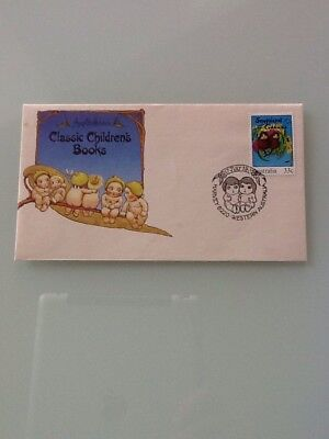 Snugglepot And Cuddlepie 1985 Collectable Australiana Postage Stamp