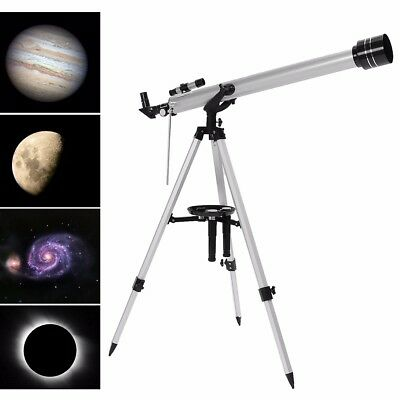 AU   F60900 Monocular 675X High Magnification Astronomical Refractive Telescope