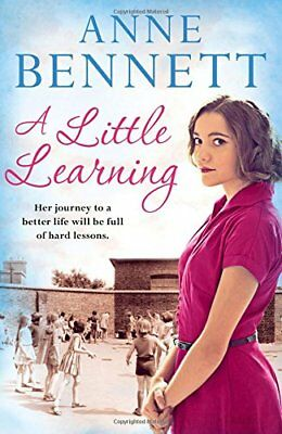 A Little Learning by Anne Bennett New Paperback Book