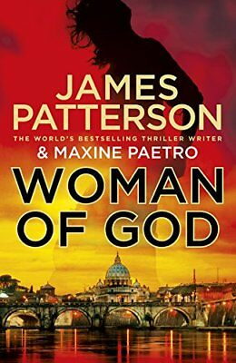 Woman of God by James Patterson New Paperback Book