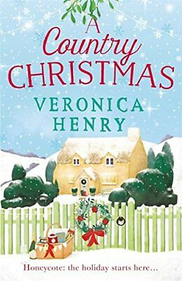 A Country Christmas by Veronica Henry (Paperback, 2017)