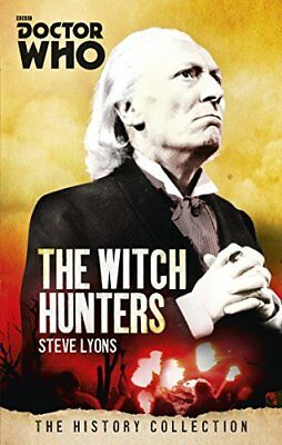 Doctor Who: Witch Hunters: The History Collection by Steve Lyons (Paperback,...