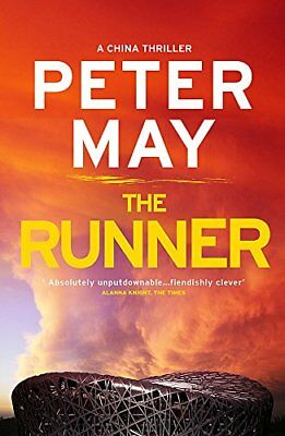 The Runner: China Thriller 5 (China Thrillers) by Peter May New Paperback Book
