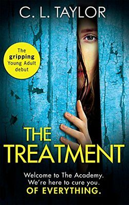 The Treatment by C.L. Taylor New Paperback Book