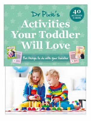 Activities Your Toddler Will Love by Bonnier Books Ltd (Paperback, 2017)