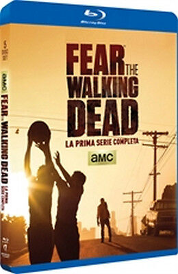 Fear the Walking Dead - Stagione 1 (2 Blu-Ray) - ITALIANO ORIGINALE SIGILLATO -