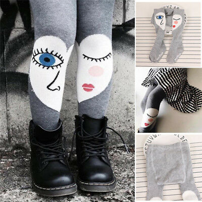 Baby Kids Girl Tights Soft Cotton Warm Tights Stockings Pantyhose Pants Hosiery