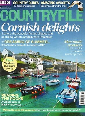 Countryfile Febrary 2017 Issue 121