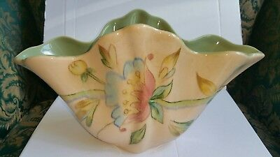 Beswick fan shaped flower vase