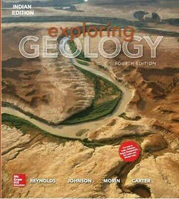 NEW Exploring Geology by Julia Johnson 4TH ED