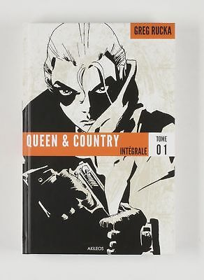 BD prix réduit Queen and Country Intégrale Queen & Country Tome 01